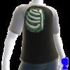 Deadlight Ribs T-Shirt (Male)