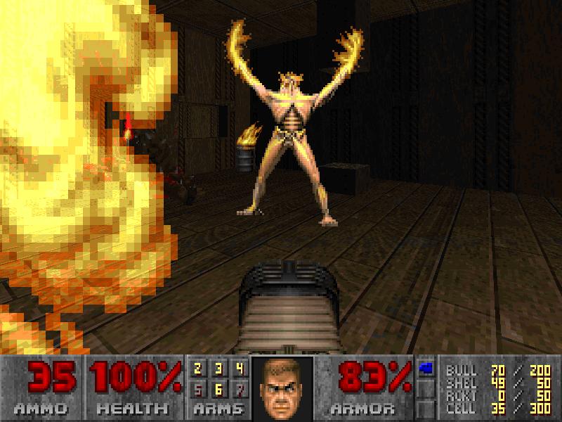Doom 2 - сыс