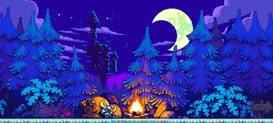 Опубликованы первые записи игрового процесса Shovel Knight Dig