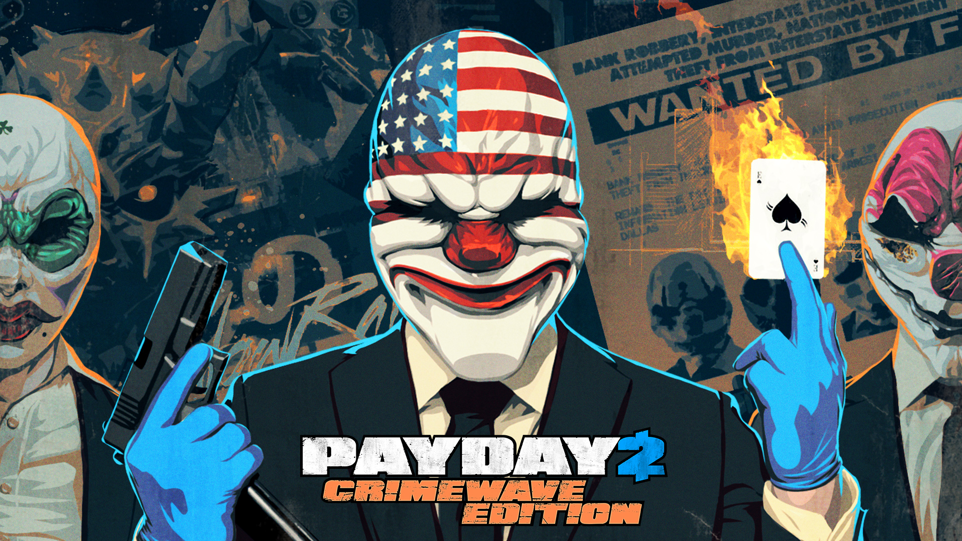 09b03b86ebb46b6e4ab53dda7e02ef65 payday 2 crimewave edition ������ � ���� �� playstation 4 � xbox one payday 2 fusebox at cos-gaming.co