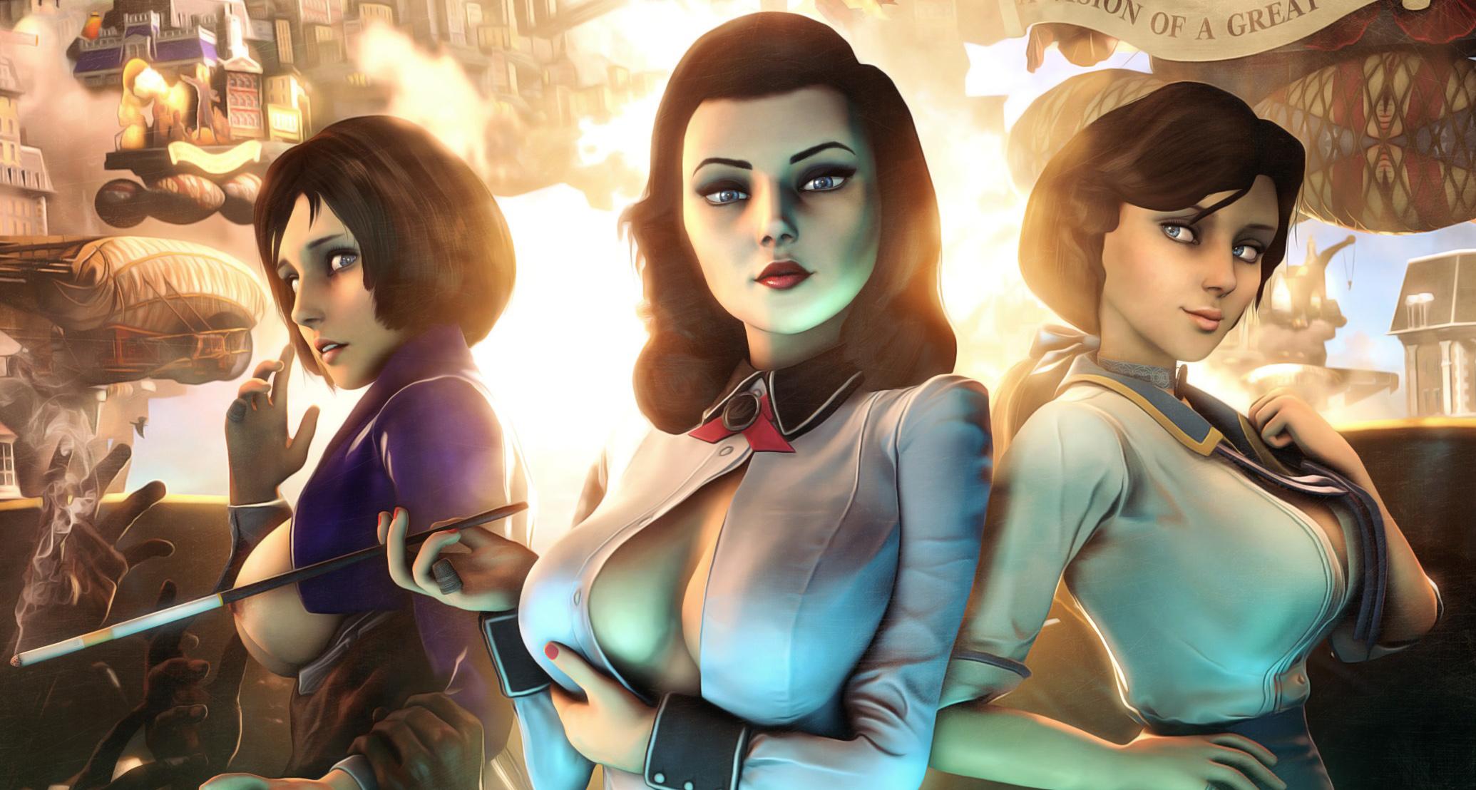 Первые впечатления: возвращение в Восторг — BioShock: The ...