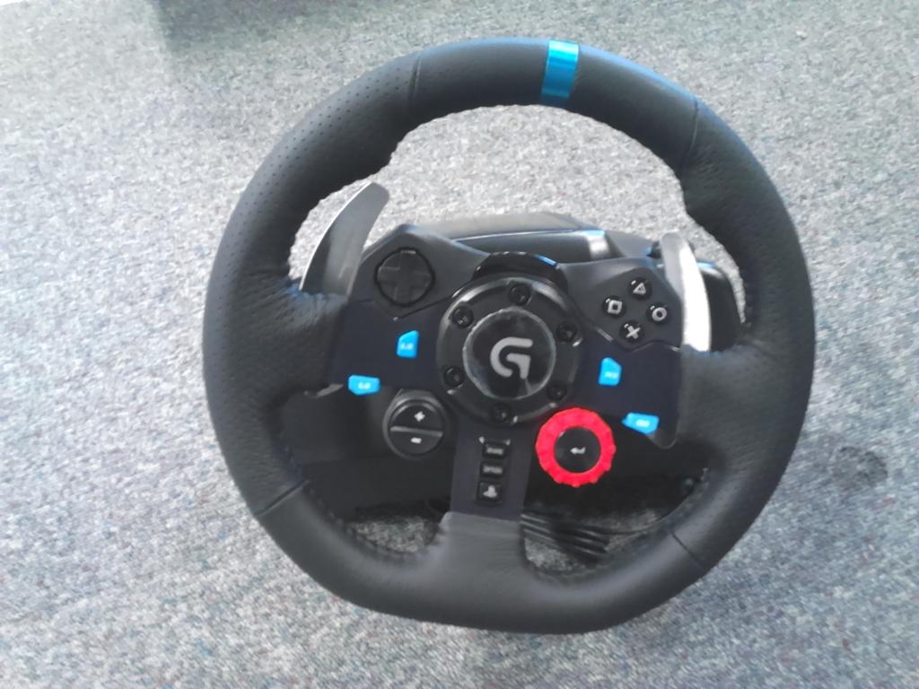 Logitech представляет руль G29 для PS4 и PS3 и G92