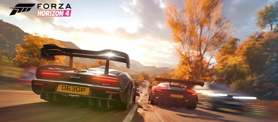 И всё-таки она клёвая: обзор Forza Horizon 4