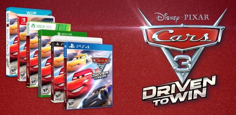 Cars 3 игра скачать торрент