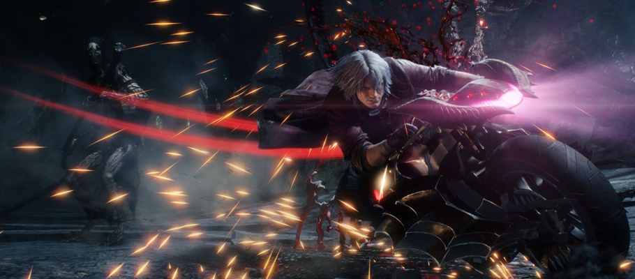 devil may cry 5 deluxe edition vs standard