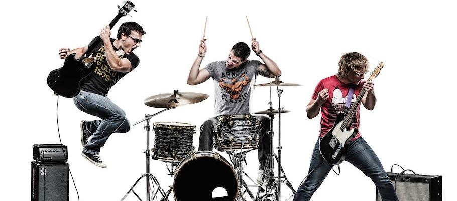 Как записать рок группу в домашних условиях