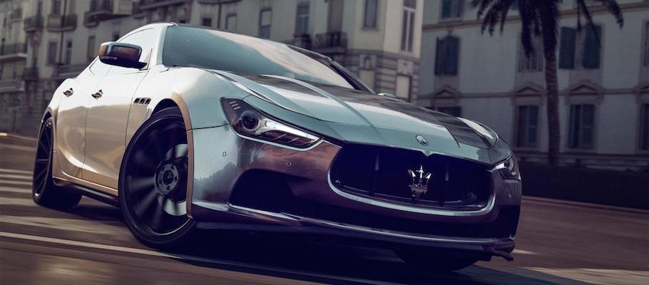 Maserati fast 7