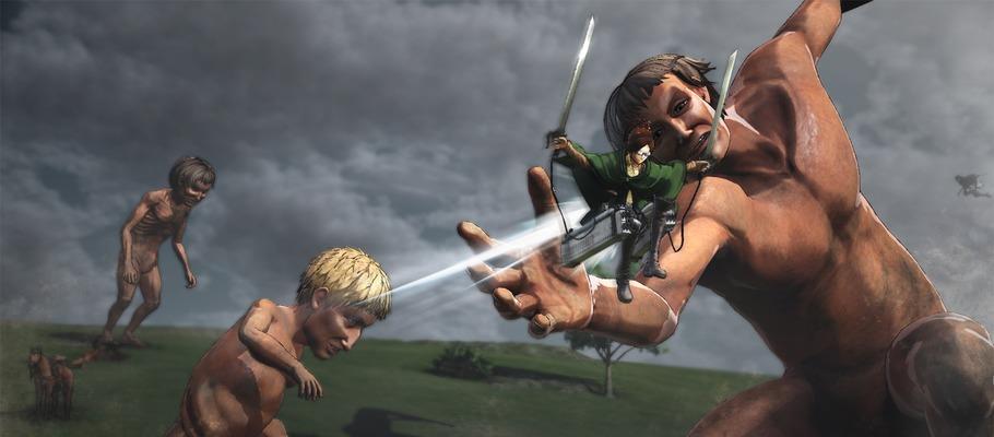 Скачать Игру Атака Титанов Wings Of Freedom - фото 5