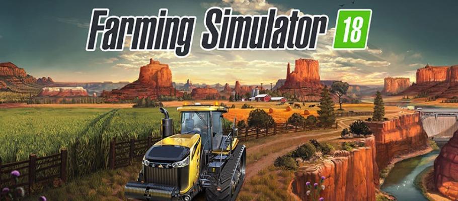 Farming Simulator 17: Platinum Edition (2016) RePack от qoob