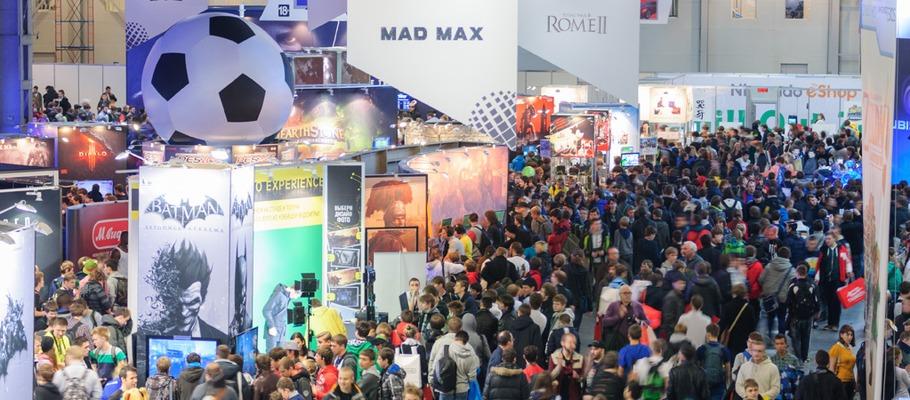 игромир 2015 фото
