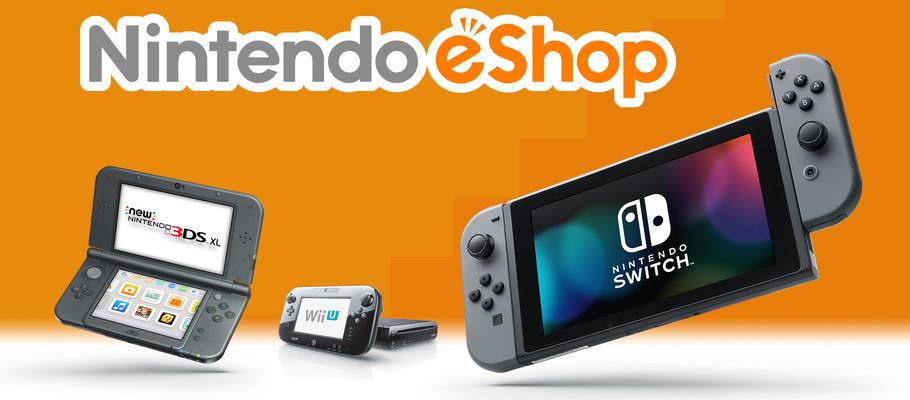 Обновление европейского Nintendo eShop от 2 мая <b>2019</b> года ...
