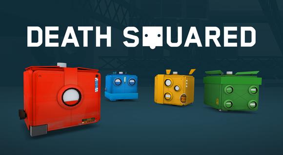 Death squared скачать торрент игра