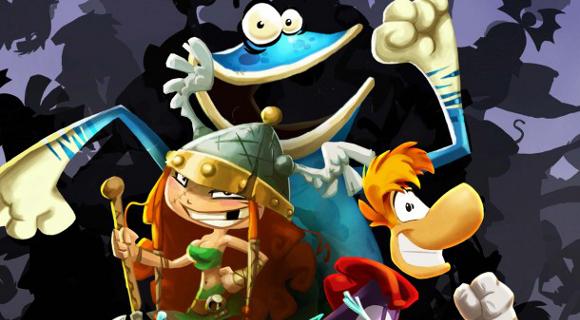 Новости из Мира PS3 Raymanlegends2