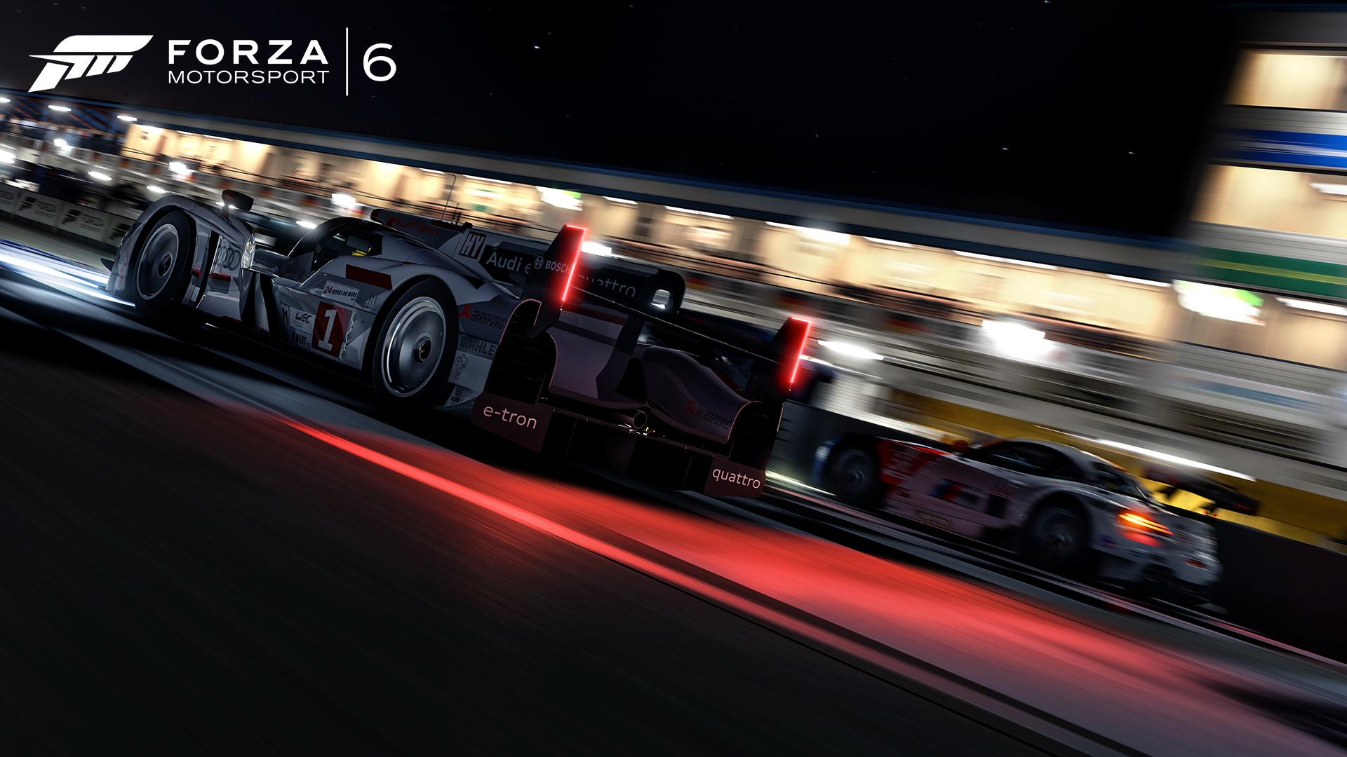 forza motorsport 5 как играть вдвоем