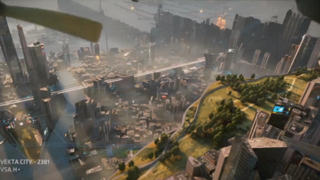 Killzone: Shadowfall анонсирована для PlayStation 4 Killzone_sf_screen_01