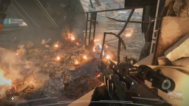 Killzone: Shadowfall анонсирована для PlayStation 4 Killzone_sf_screen_03