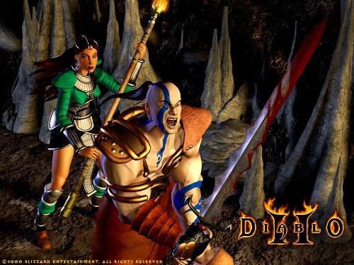 Любопытный факт о внешности Кратоса Diablo_II_barbarian