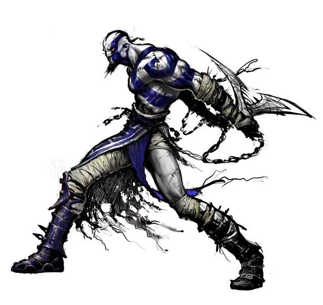 Любопытный факт о внешности Кратоса God_of_war_early_kratos