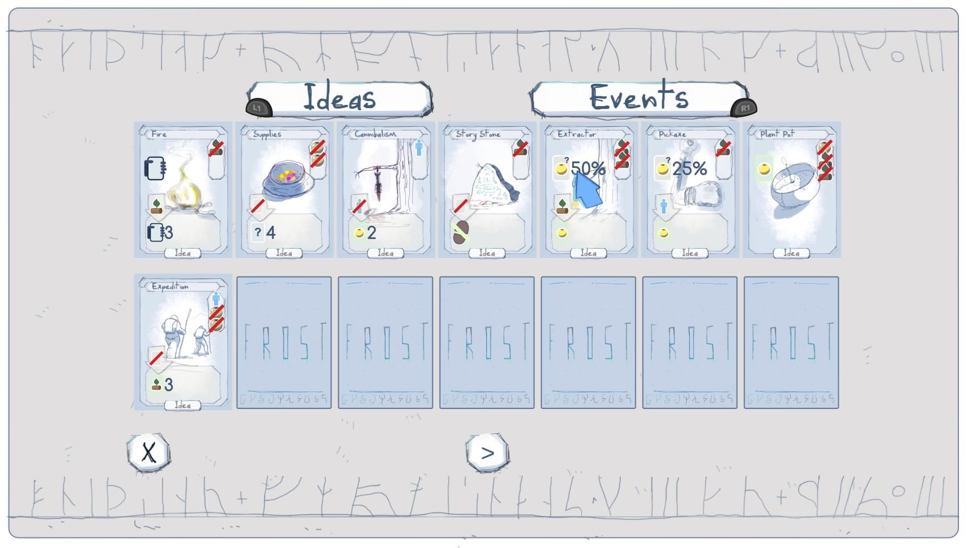 Карты в которые играл фрост играть в карты далматинец 101