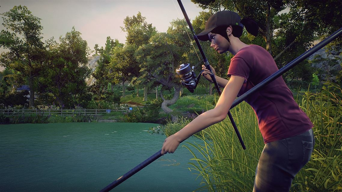 Игра домашняя рыбалка картинки