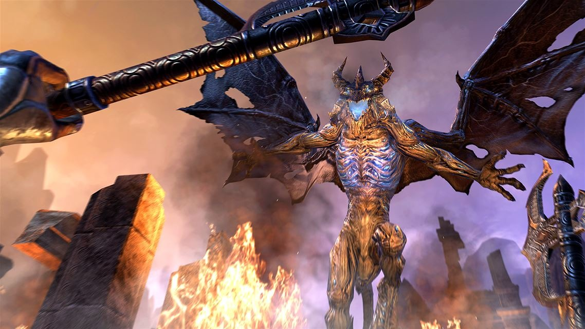 The Elder Scrolls Online Tamriel Unlimited Eso