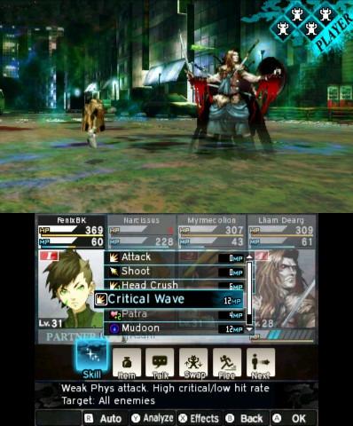Обзор Shin Megami Tensei IV: Apocalypse