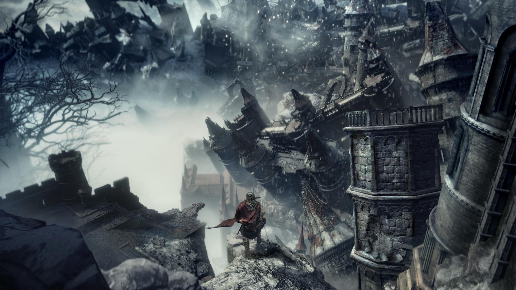 Новый трейлер и подробности дополнения Dark Souls III: The Ringed City PS4 Stratege