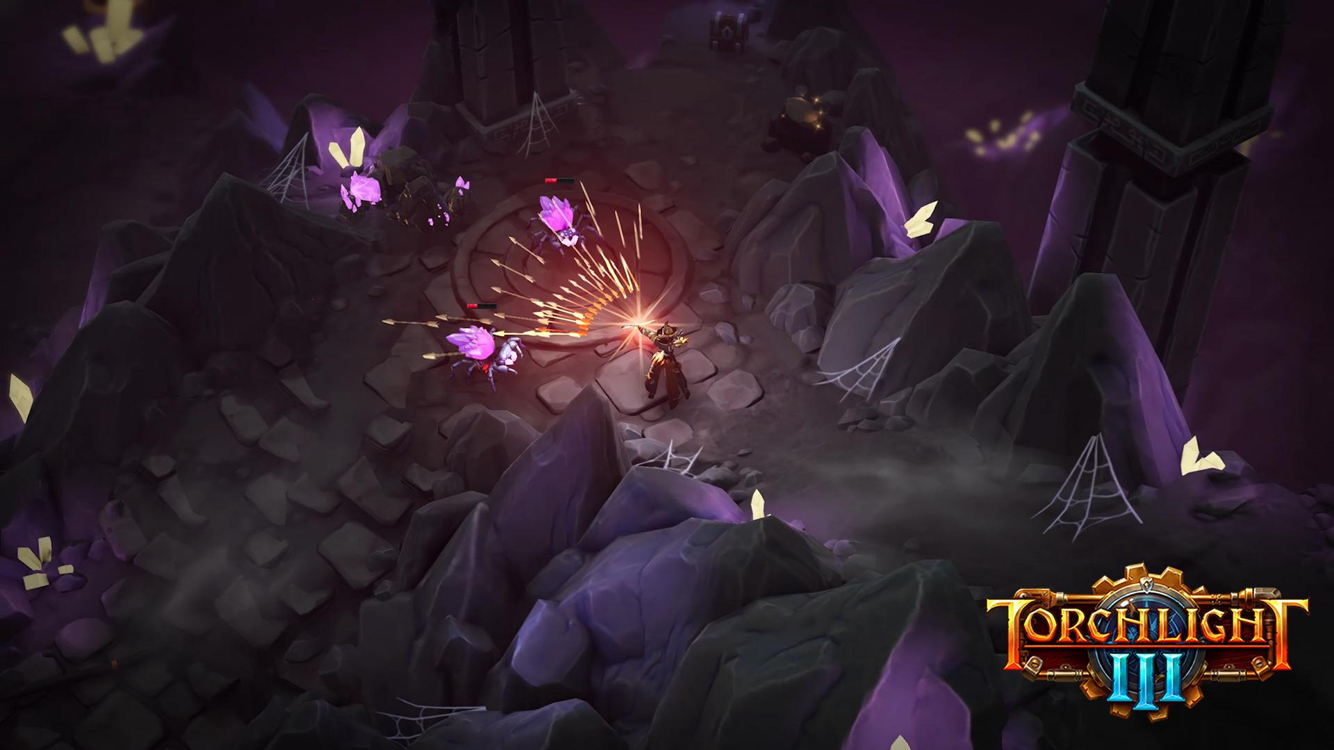 Новость Torchlight III