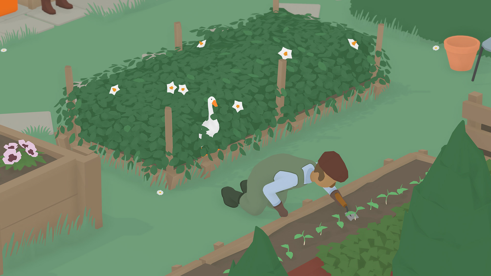 untitled goose game - HD 1920×1080