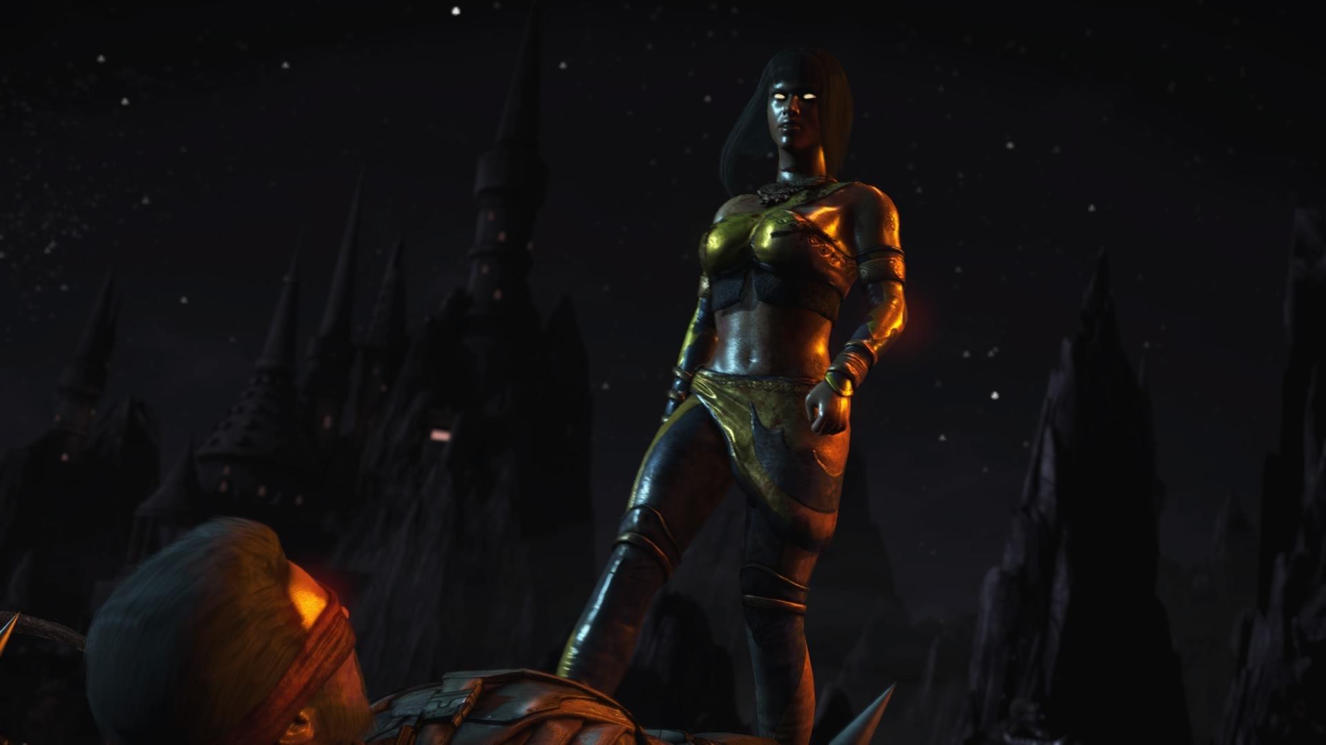 Mortal kombat sdt porn scene